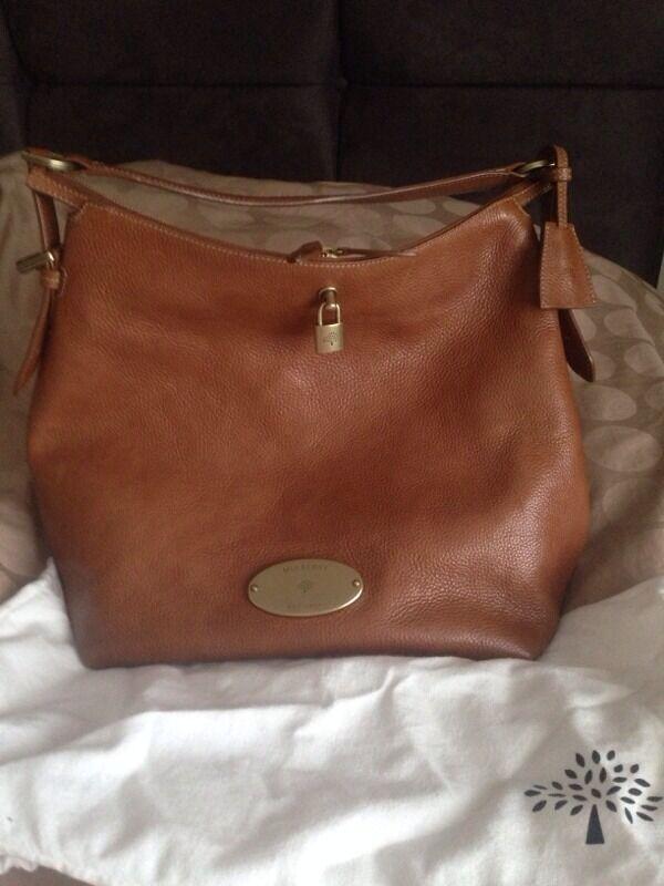 ... discount genuine mulberry bella hobo bag in oak b03ff 562b2 faa7cd56d26b8