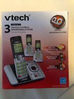 Brand New VTech 3 handset phones