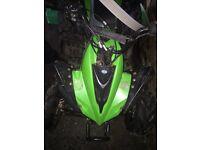 125 cc quad bike