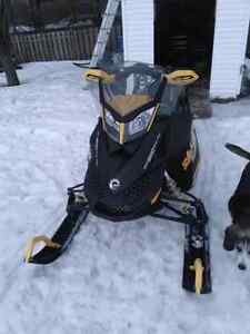 Skidoo renegade backcontry