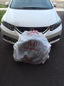 Snow Tires for Honda Civic Touring