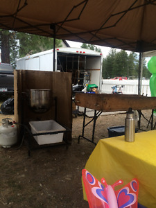 Kettle Corn Business with 24ft trailer