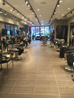 Receptionist/Barbers/Stylist (Hiring)