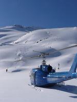 BC Heli-Ski Lodge Housekeeper/Grounds Keeper for Winter 2016
