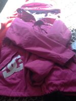 Ladies (teenager) and youth winter jackets