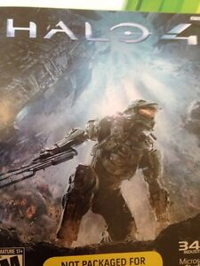 Halo 4 for Xbox 360 20$ Regina Regina Area image 2