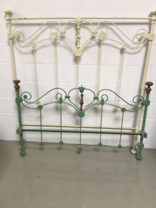Antique Metal Beds - Twin or Full