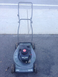 """tondeuse essence CRAFTSMAN Eager gas lawn mower 4 HP coupe 20"""""""