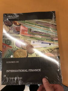 Want to buy second hand sfu textbook (Economic)