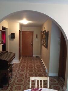 Appartement meu