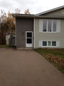3 Bedroom Duplex and 2 Bedroom Apartment available immediately