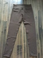 Brown leggings size m
