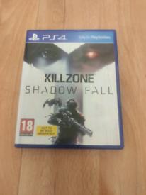 Killzone Shadow Fall PS4 PlayStation 4 Like New only £5