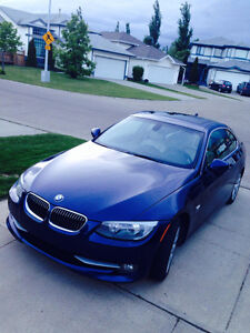 2011 BMW 328xi Coupe REDUCED FOR QUICK SALE