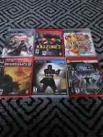 Ps3 Games for sale 15 each