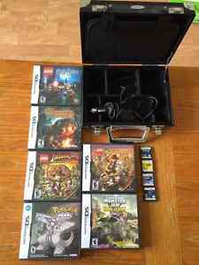 Ds games and carrying case $100 OBO
