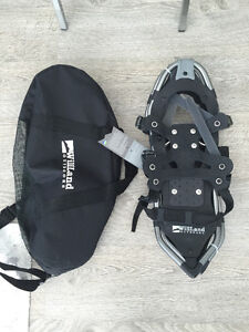 WillLand Snowshoes - brand new with tags and case