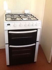 Gas cooker and washing machine