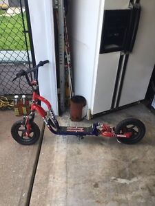 Dyno Scooter
