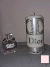 Dior Medium Pillar Candle