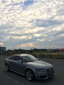 2011 AUDI S4 3.0T SUPERCHARGED