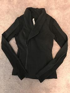 Lululemon Bhakti Yoga Jacket Size 4