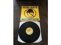 Men Without Hats Rhythm of Youth LP original