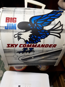 Big Jim Sky Commander Toy