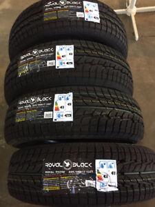 Brand new winter 225/65/r17 tires