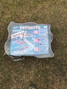 Moving Sale: Stone path mold by Pathmate
