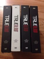 True Blood DVDs