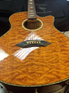 Guitare Acoustic Schecter  Omen Extreme Antique 2012