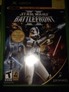 Some rare working Star Wars game for the original xbox Strathcona County Edmonton Area image 2