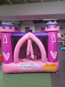 Kids Bouncy Castle X 2 (Princess & Little Tyke)