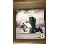 Brand new never opened Xbox 360 S 250GB and Fifa 14
