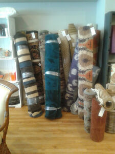 40-50% OFF AREA RUGS