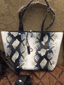 Snake skin like Handbags-NEW