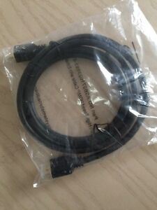 Brand new HDMI cable with Ethernet, 6 feet
