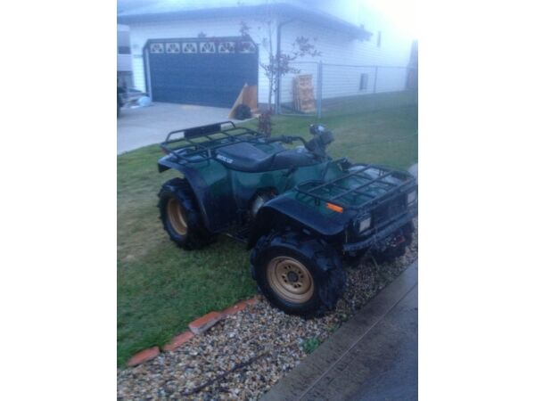 Used 1996 Arctic Cat Bearcat