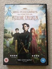 Miss peregrine's home for peculiar children film