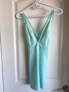Nasty Gal deep plunge dress - brand new with tag