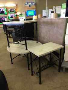 Ashley Furniture Beauban Coffee and End Tables