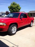 2001 Dodge Dakota R/T  LOW KMS