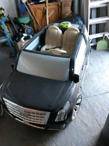 Caddi power wheels