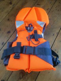 Child life jacket / vest, Tribord <15kg