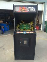 Armor Attack Arcade machine