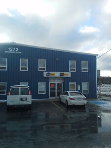 1273A Kenmount Road Commercial Office & Warehouse Space for Rent
