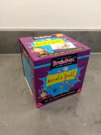 Brainbox game -Roald Dahl edition