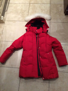 Winter coat made by North Bear, Canadian made down filled