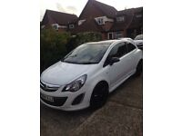 Vauxhall Corsa Limited Edition White 1.2i 64 REG